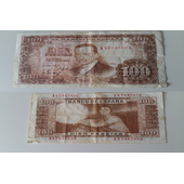billete 100 pesetas
