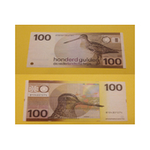 Billete 100 florines