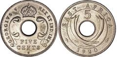 5 cents (George V)
