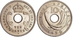 10 cents (George V)