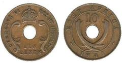 10 cents (George VI)