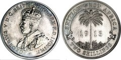 2 shillings (George V)