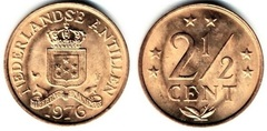 2½ cents
