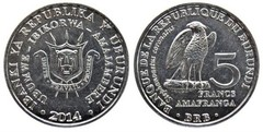 5 francs (Stephanoaetus coronatus)