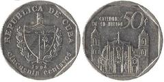 50 centavos (Peso Convertible) from