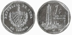 1 centavo (Peso Convertible) from