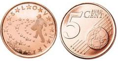 5 euro cent from