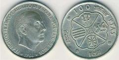 100 pesetas (Francisco Franco)