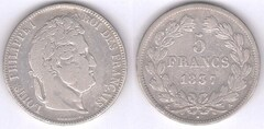5 francs (Louis Philippe I)