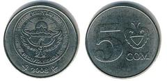 5 som from