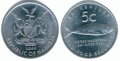 5 cents (FAO) from