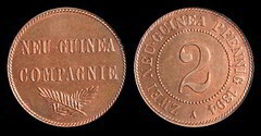 2 pfennig from