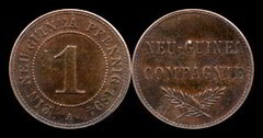 1 pfennig from