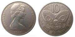 10 cents (1 shilling)