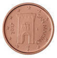 2 euro cent from
