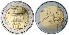 2 euros from