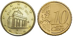 10 euro cent from