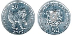50 shillings from