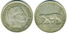 1 peso from