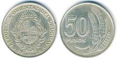 50 pesos from