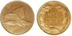 1 cent (Flying Eagle cent)
