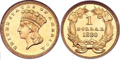 1 dollar (Indian Head - Type 3)