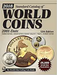 2018 Standard Catalog of World Coins, 2001-Date, 12th Edition