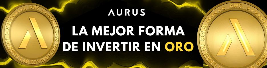 Aurus - La mejor forma de Invertir en Oro