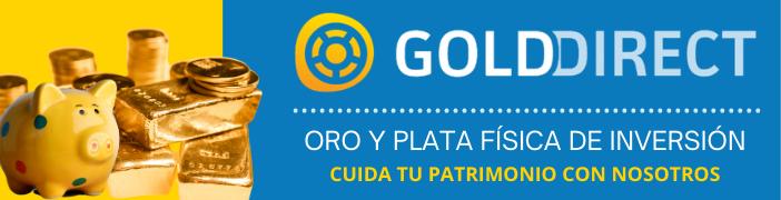 GoldDirect - Oro y Plata física de Inversión